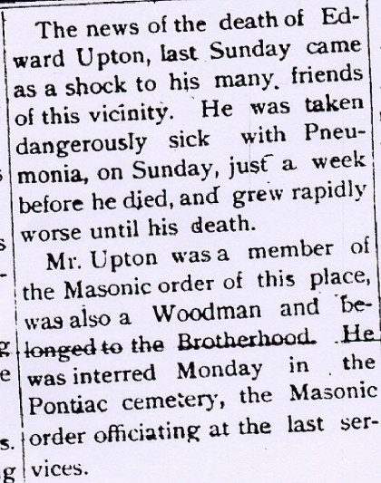 Ozark Ruth Dad: Obituaries