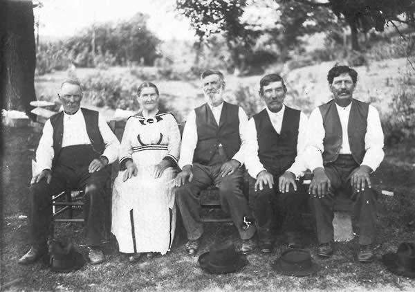 Morris Family Photos - Sullivan County, Missouri, part of ...